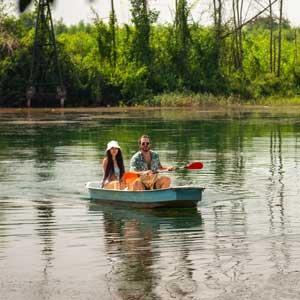 Row Boat & Kayak