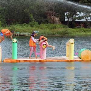 Bò Cạp Vàng Waterpark
